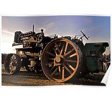 Diesel on Steam Poster
