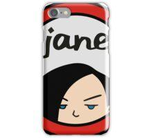 Jane Lane Daria iPhone Case/Skin