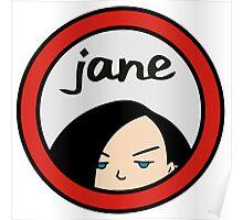 Jane Lane Daria Poster