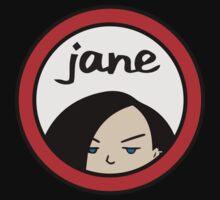 Jane Lane Daria by oneskillwonder