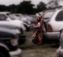 Paradox at the Pow Wow by Wayne King