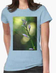 Purple Flower Buds T-Shirt