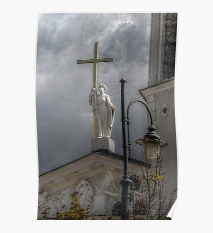 2010 09 04 Vilnius, Cross Poster