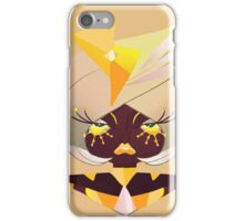 Space Lady iPhone Case/Skin