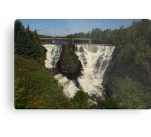 Kakabeka Falls Northern Ontario Metal Print