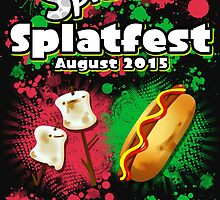 Splatfest August 2015 by KumoriDragon