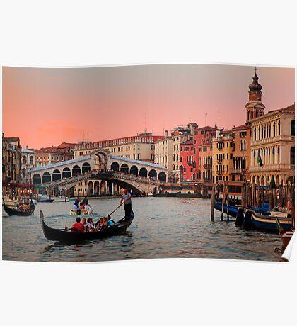 Il Bello Canal Grande Poster
