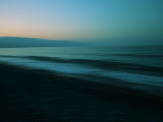Before sunrise by Lena Weiss