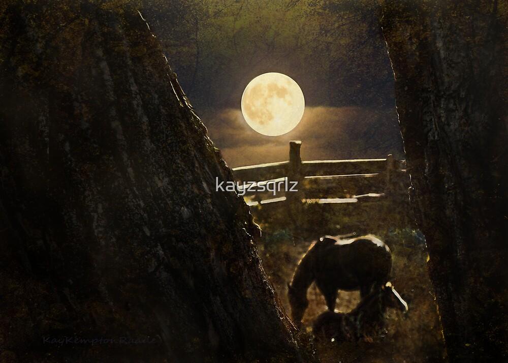 Moonlight for Horses by Kay Kempton Raade