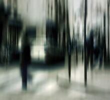 Paris Walking II by Stephanie Jung