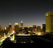 Cleveland Lights by Atheum