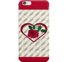 Show Me You Love Me ~ Buy Me a Rose iPhone Case/Skin