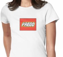 Prego Womens Fitted T-Shirt