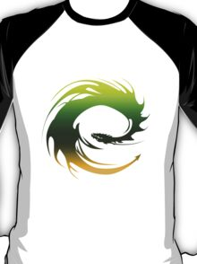 Green Dragon - Eragon T-Shirt