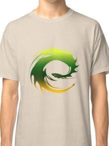 Green Dragon - Eragon Classic T-Shirt