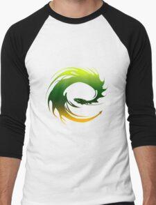 Green Dragon - Eragon Men's Baseball ¾ T-Shirt