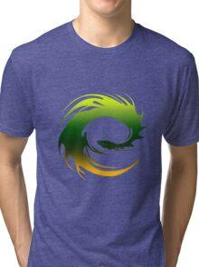Green Dragon - Eragon Tri-blend T-Shirt