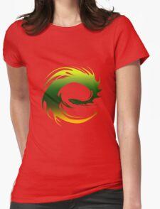 Green Dragon - Eragon Womens Fitted T-Shirt