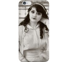 Veiled Thoughts iPhone Case/Skin