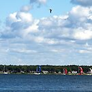 Sunday Morning Sailing Club by BarbL