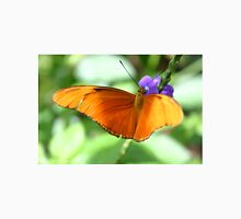 Orange Julia Butterfly Unisex T-Shirt