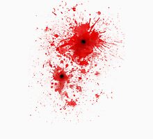 Blood spatter / bullet wound - Costume  T-Shirt