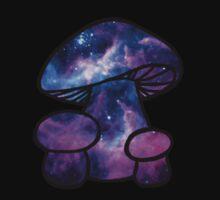 Psilocybin Mushroom by DropBeart