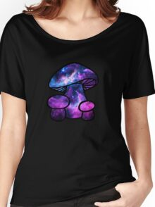 Psilocybin Mushroom Women's Relaxed Fit T-Shirt