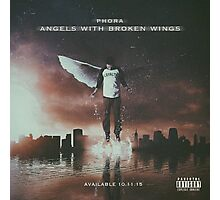 Phora- Angels With Broken Wings Photographic Print