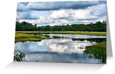 Clouds Reflection by ienemien