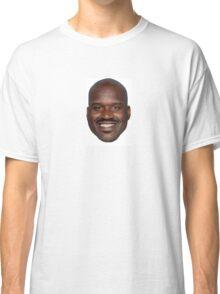 Shaq Face Classic T-Shirt