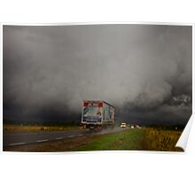 The storm passed over  - Poland . by Brown Sugar . Views (232( favorited by (1) thank you ! Poster