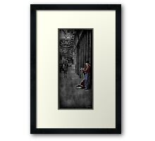 Music to KnowOne Framed Print