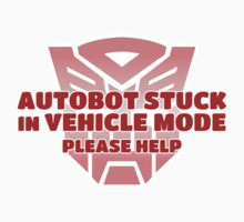 Stuck in Vehicle Mode by CreatureCorp
