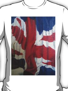 Flag by Heather Holland T-Shirt
