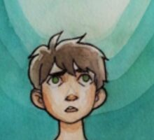 Son of Poseidon.  Sticker