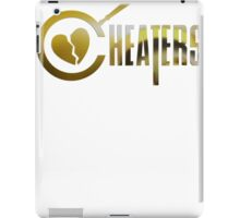 Cheaters TV Show iPad Case/Skin