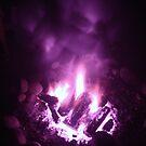 Alien in the Fire by skreklow