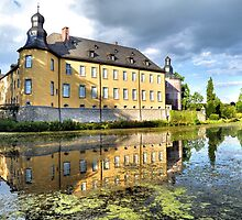 Schloss Dyck by astrolabio
