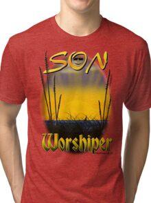 Son Worshiper Tri-blend T-Shirt