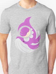 Giants of the Deep - Shiny Wailmer & Wailord Unisex T-Shirt
