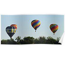 Balloon Launch Poster