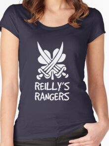 Reilly's Rangers Women's Fitted Scoop T-Shirt