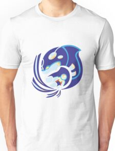 Rushing Currents - Primal Kyogre Unisex T-Shirt