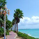 Orangestadt, Aruba by Kent Burton