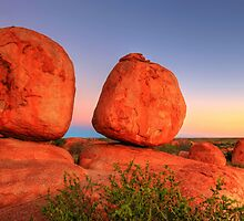 The Devils Marbles by Adam Gormley