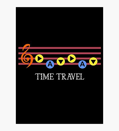 Time travel Photographic Print