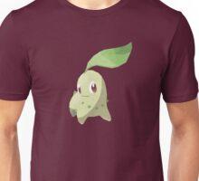 Chikorita Low Poly Unisex T-Shirt