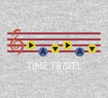 Time travel One Piece - Long Sleeve