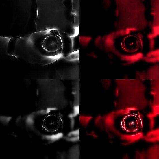 Warholian Canon Portrait  by Kozology